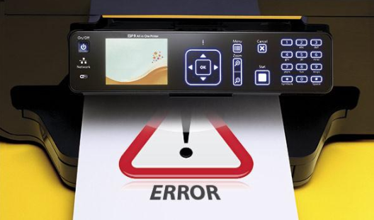 Computer Recognizes Printer But Won't Print