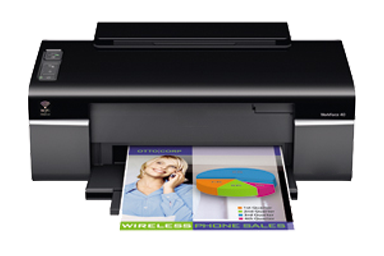 Epson Workforce 610 Printing