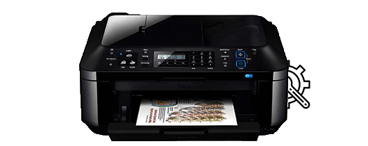 how to setup canon mx410 fax