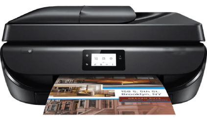 HP Officejet 5260 Setup