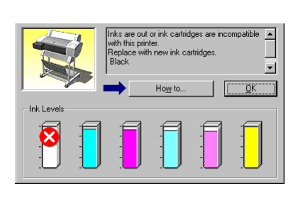 Hp printer doesn't recognize new cartridge